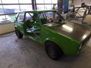 Rolkooi: VW  Golf 1