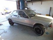 Rolkooi: Mercedes  190