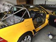 Rolkooi: Mercedes  SLK 230 Cup Auto