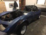 Rolkooi:  Chevrolet  Corvette