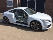 Rolkooi: Audi TT