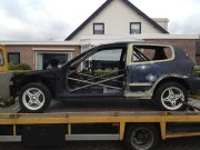 Rolkooi: Honda Civic EG 1.6 VTEC