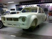 Rolkooi: Ford Escort MK1