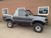 Rolkooi: Toyota Landcruiser HDJ 80 Pick up