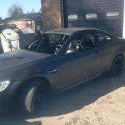 Rolkooi: BMW E92 M3